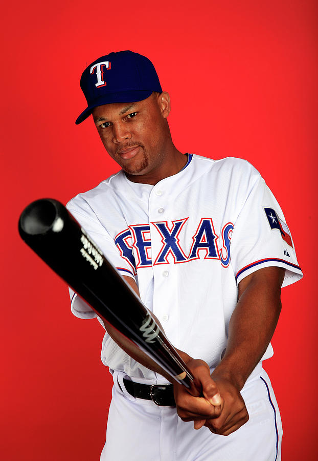 Adrian Beltre Photograph by Jamie Squire