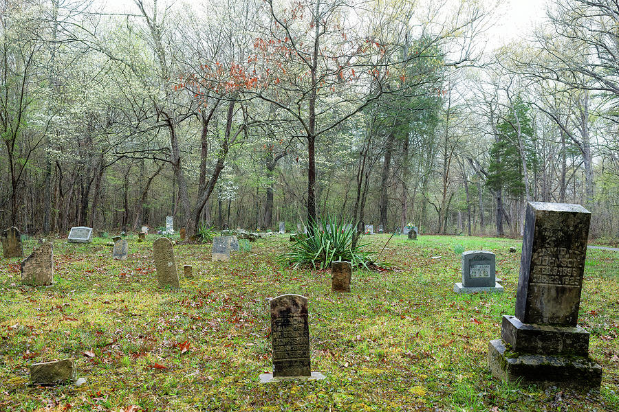 Adwell Cemetery Photograph