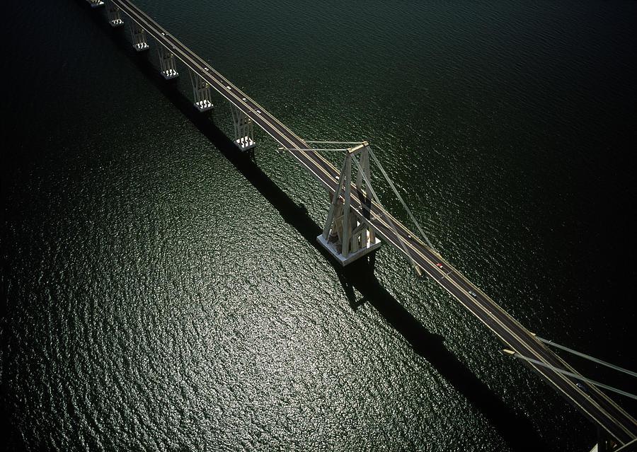 Aerial-Maracaibo Bridge by Juan Silva