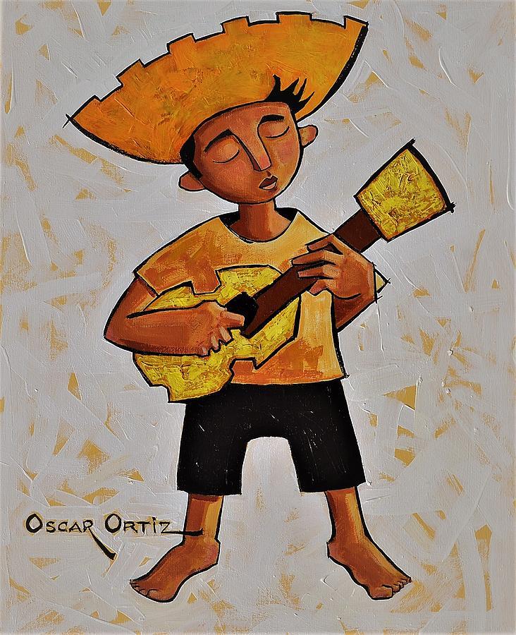 Afincando by Oscar Ortiz