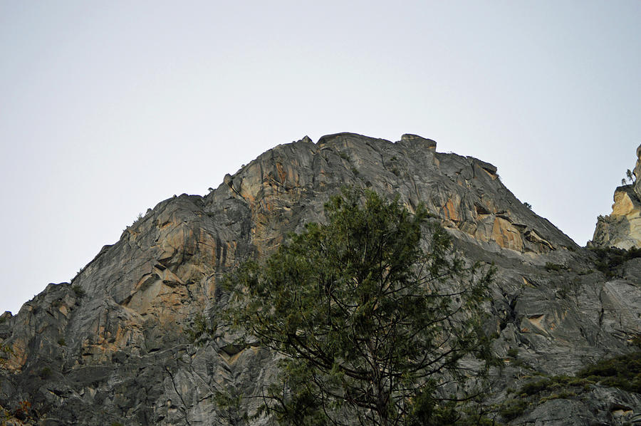 Afternoon Craggy Photograph