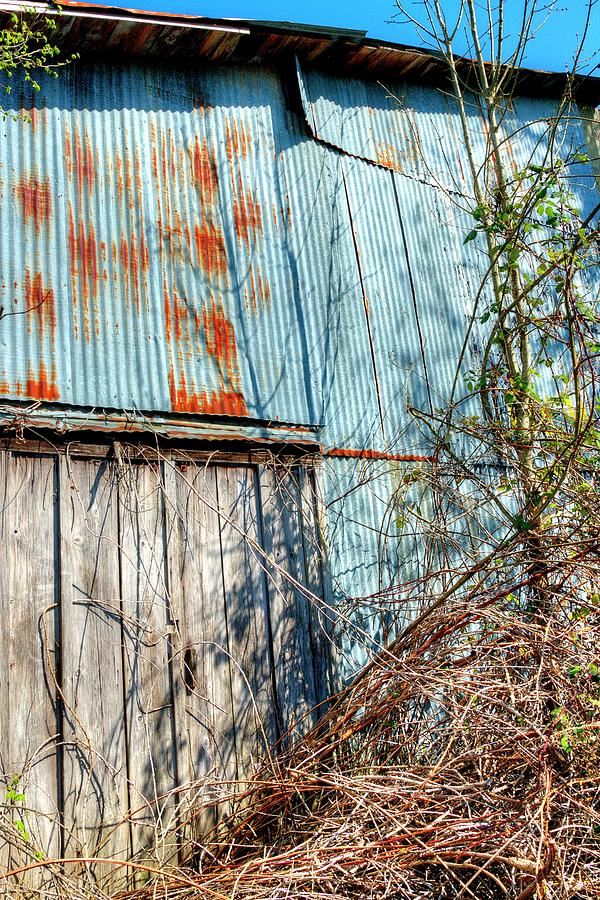 Aged Shed Exterior Photograph