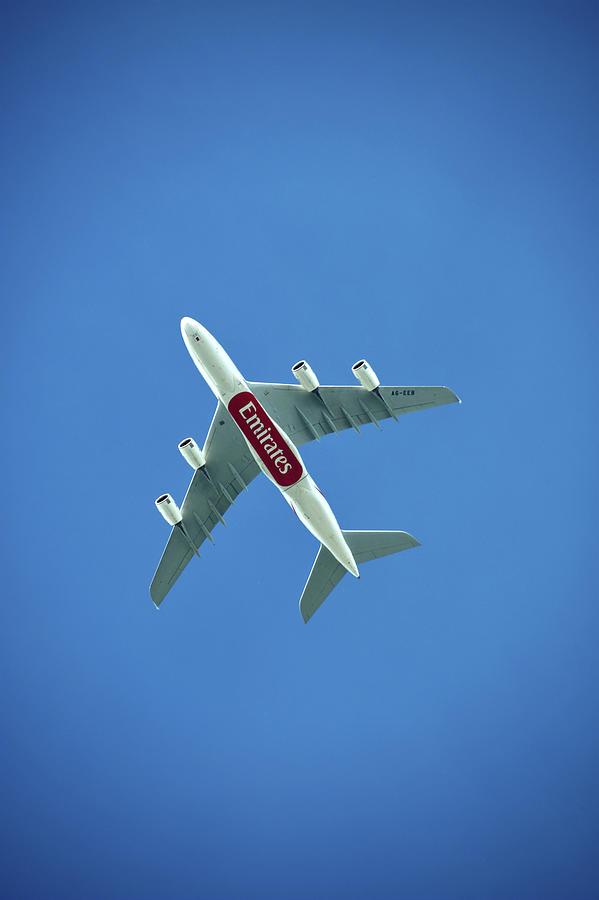 Airbus A380 Photograph