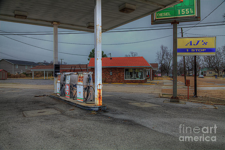 AJs One Stop  by Larry Braun