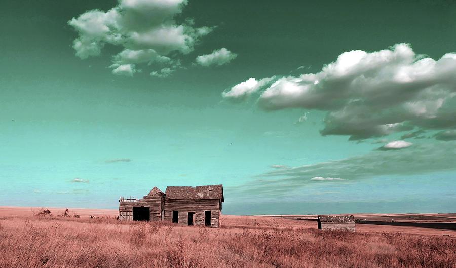 Alberta Is A Province In Western Canada - Surreal Art By Ahmet Asar Digital Art