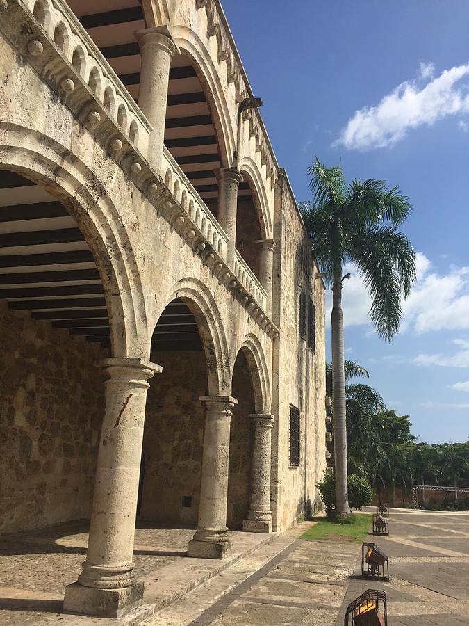 Santo Domingo Photograph - Alcazar de Colon by Jeremy Edsall