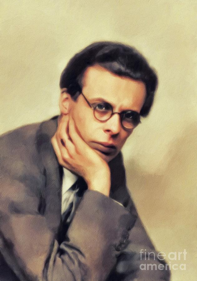 Aldous Huxley, Literary Legend by John Springfield