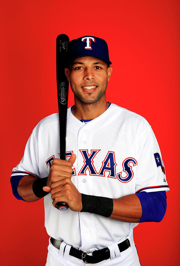 Alex Rios Photograph by Jamie Squire