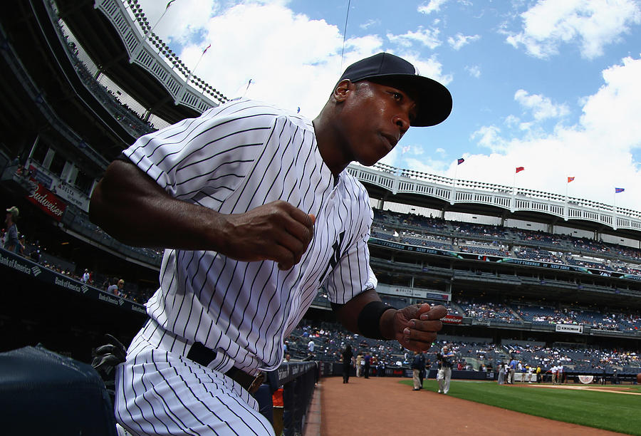 Alfonso Soriano Photograph by Al Bello