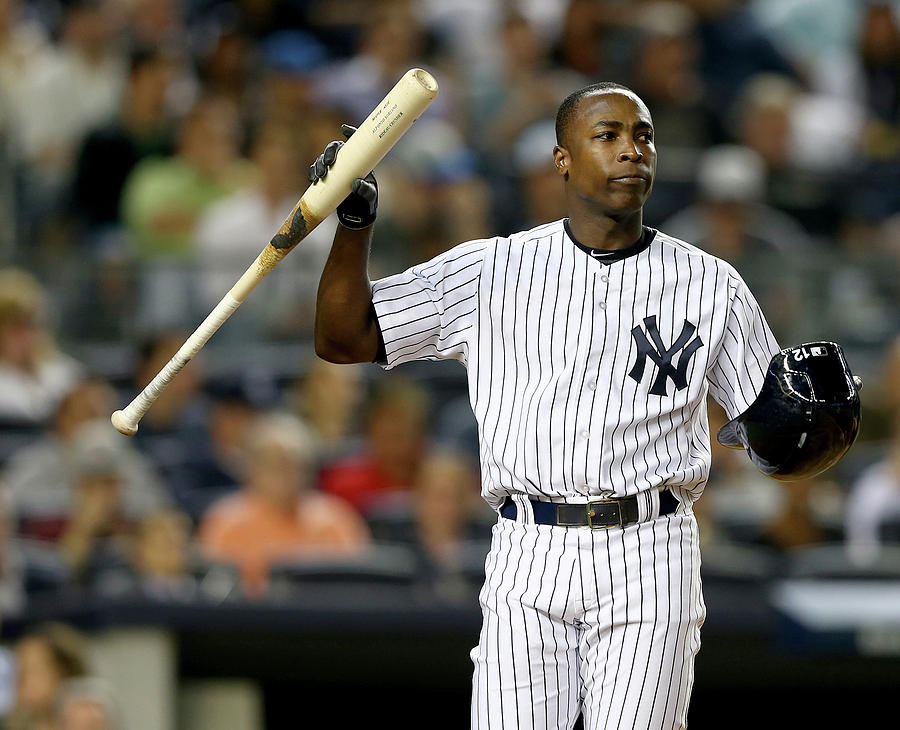 Alfonso Soriano Photograph by Elsa