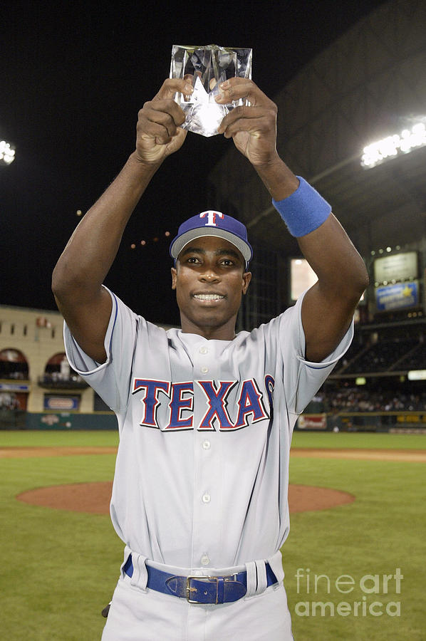 Alfonso Soriano Photograph by Rich Pilling