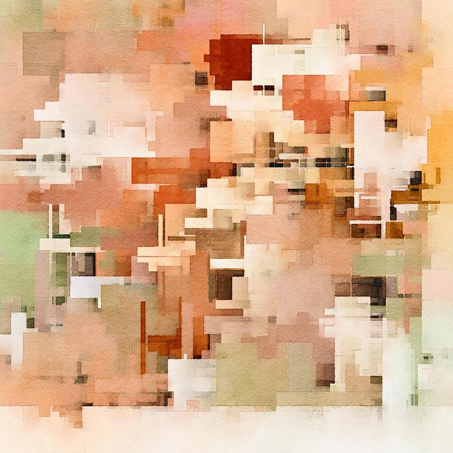 Alhambra Digital Art by David Hansen