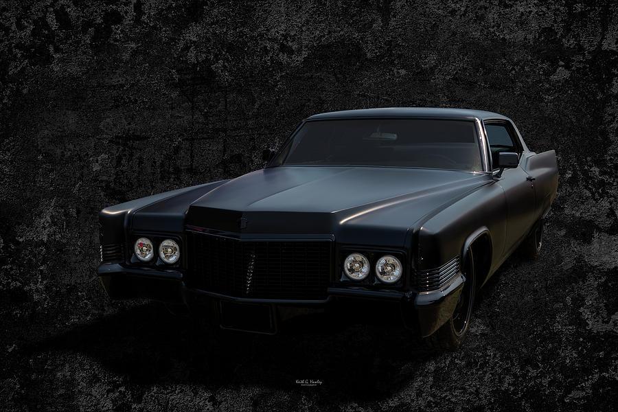 All Black Caddy by Keith Hawley