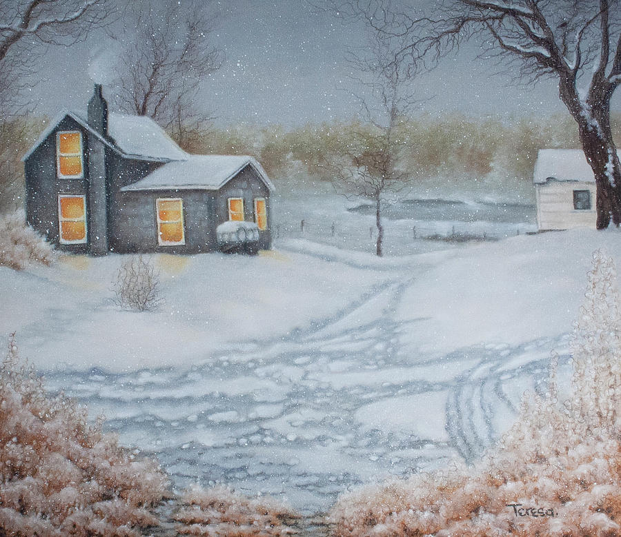 All Roads Lead to Grandma's House by Teresa Frazier