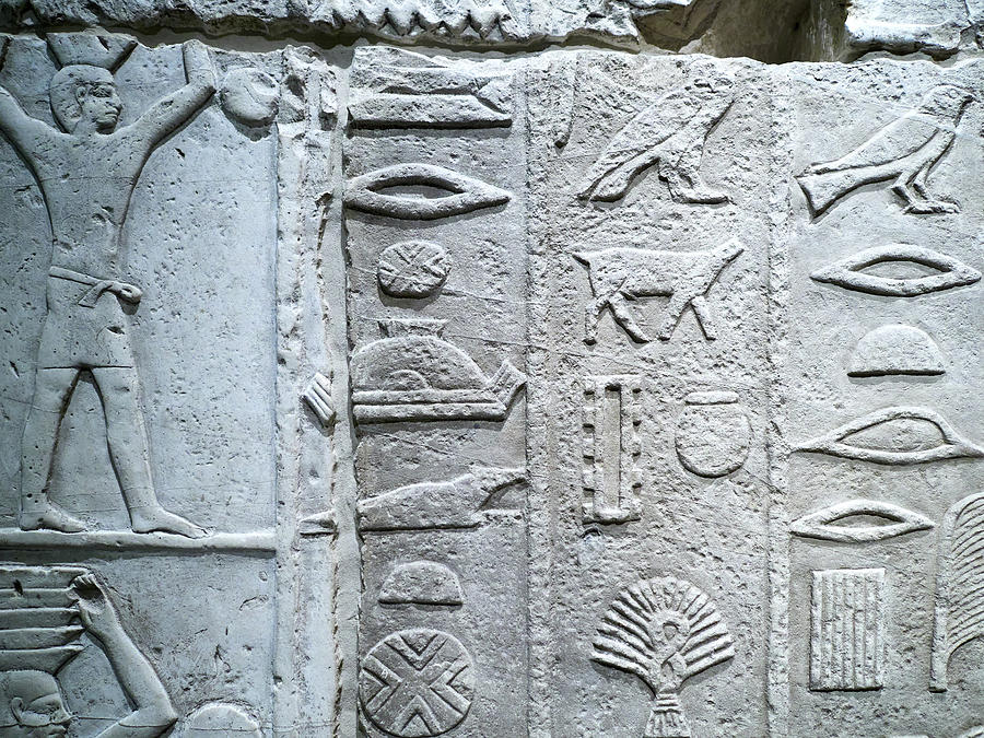 All the blessings of the world. Hieroglyphs. Berlin by Jouko Lehto