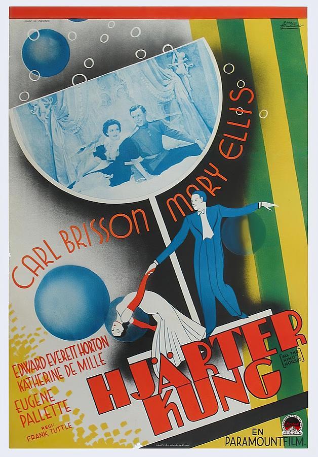 all The Kings Horses, 1935 Mixed Media