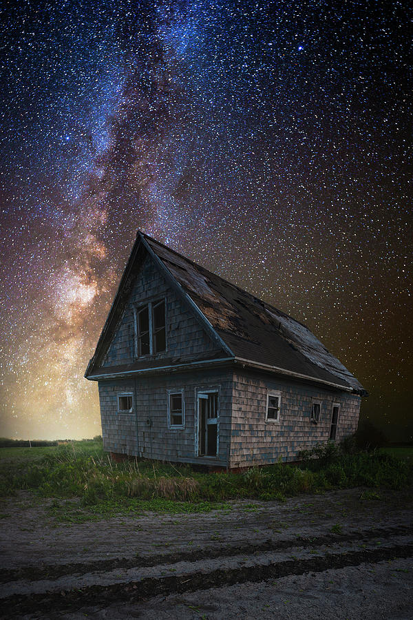 Huron Photograph - All These Years by Aaron J Groen