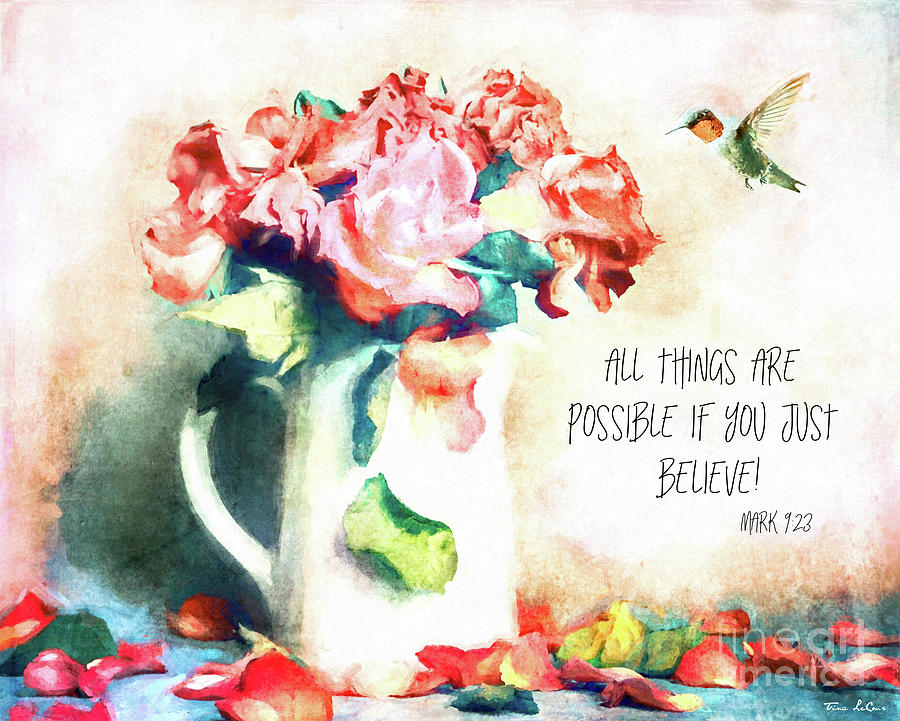 All Things Are Possible Digital Art