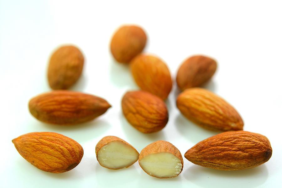 Almond Photograph by Jayk7