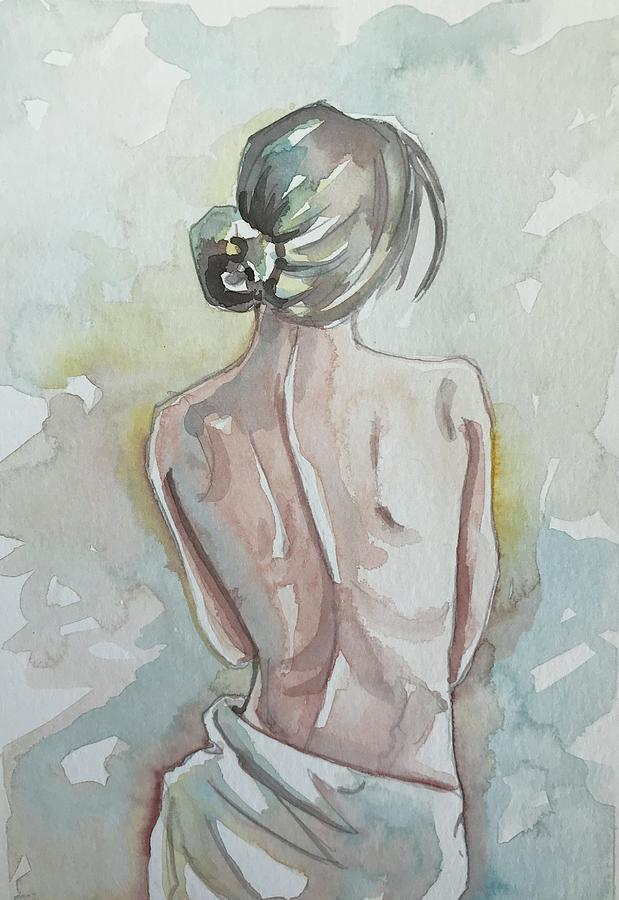 Alone Painting