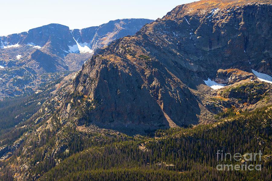 Alpine Glory On Trail Ridge Road Colorado Photograph