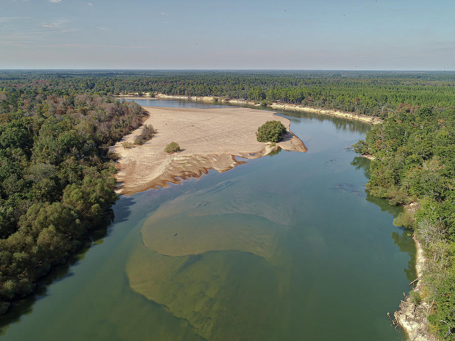 Altamaha low water by Kenny Nobles