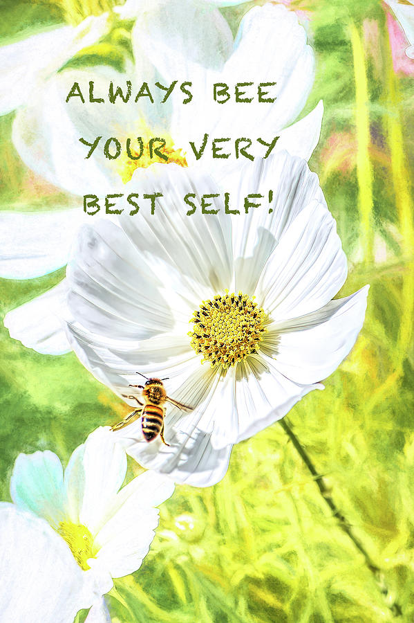 Always Be Your Best Self by Jennifer Grossnickle