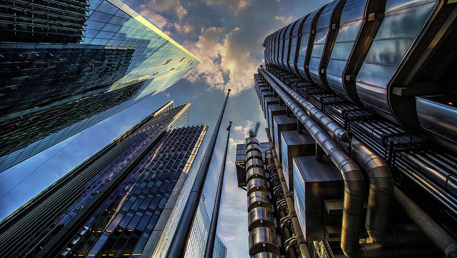 Always Look Up Photograph