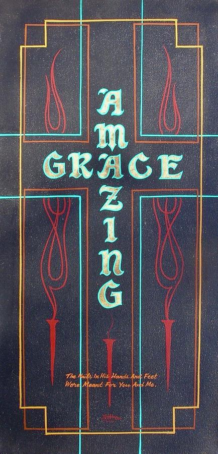Amazing Grace  by Alan Johnson