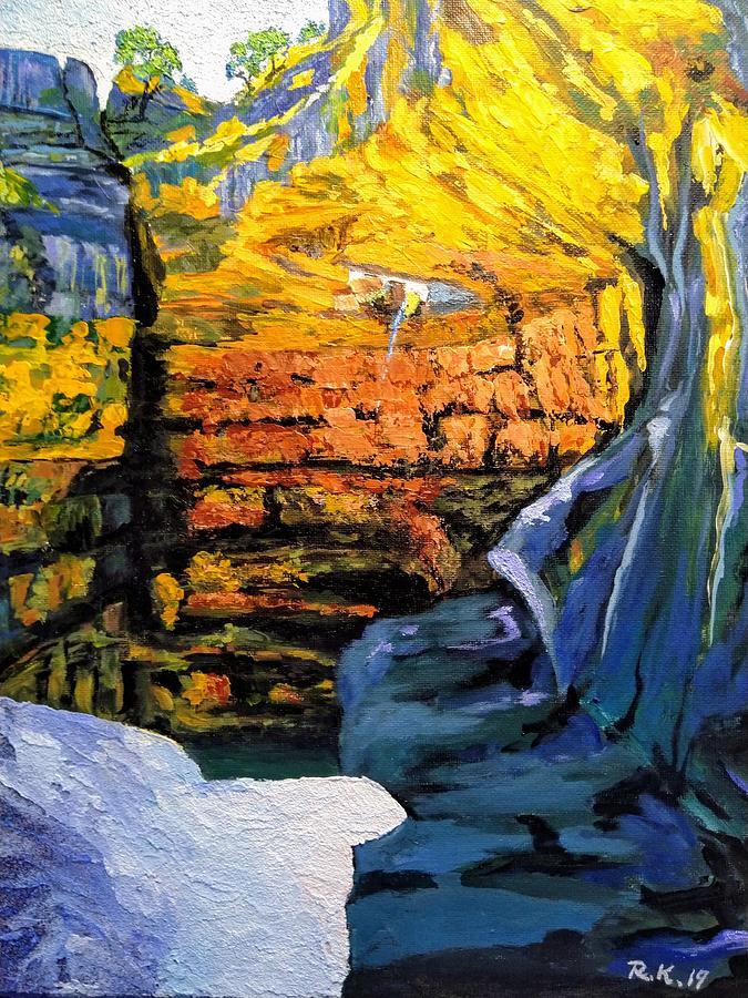 Amazing sinkhole by Ray Khalife