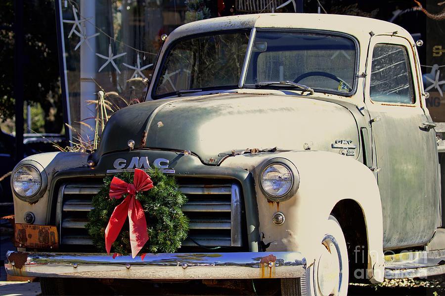 Truck Photograph - Amelia Antique by Banyan Ranch Studios