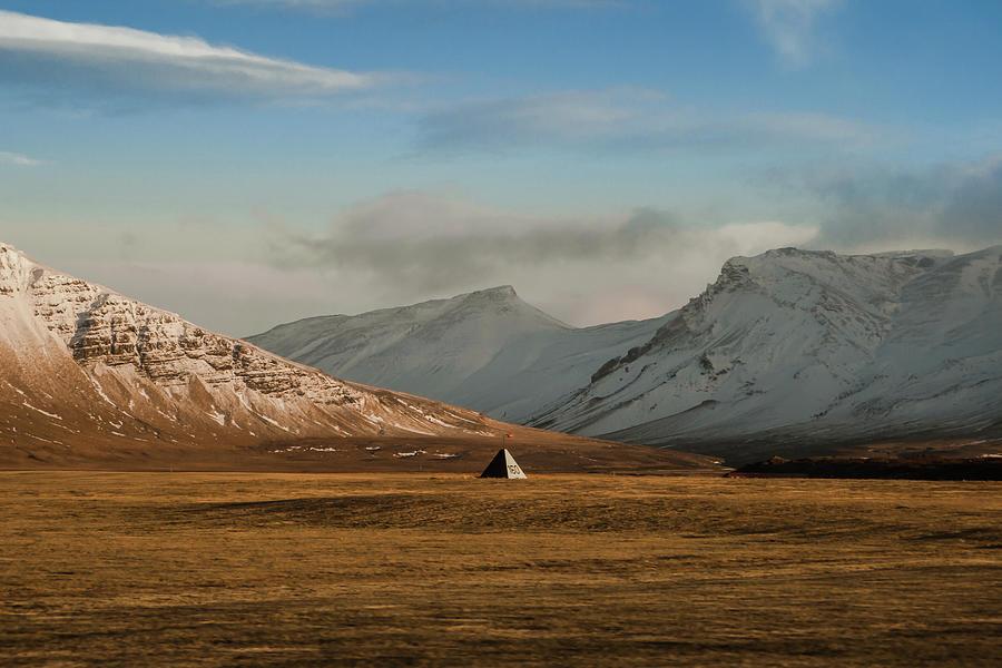 Landscape Photograph - Amid by Vicky Markolefa