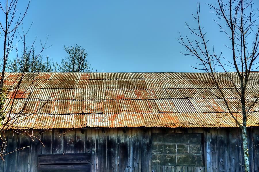 Amity Shed Photograph