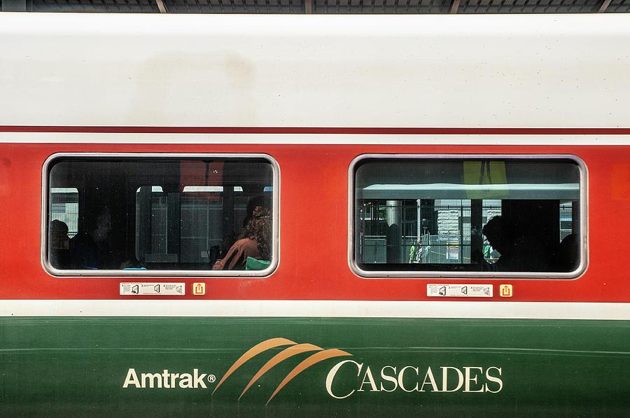 Amtrak Cascades by Matthew Irvin