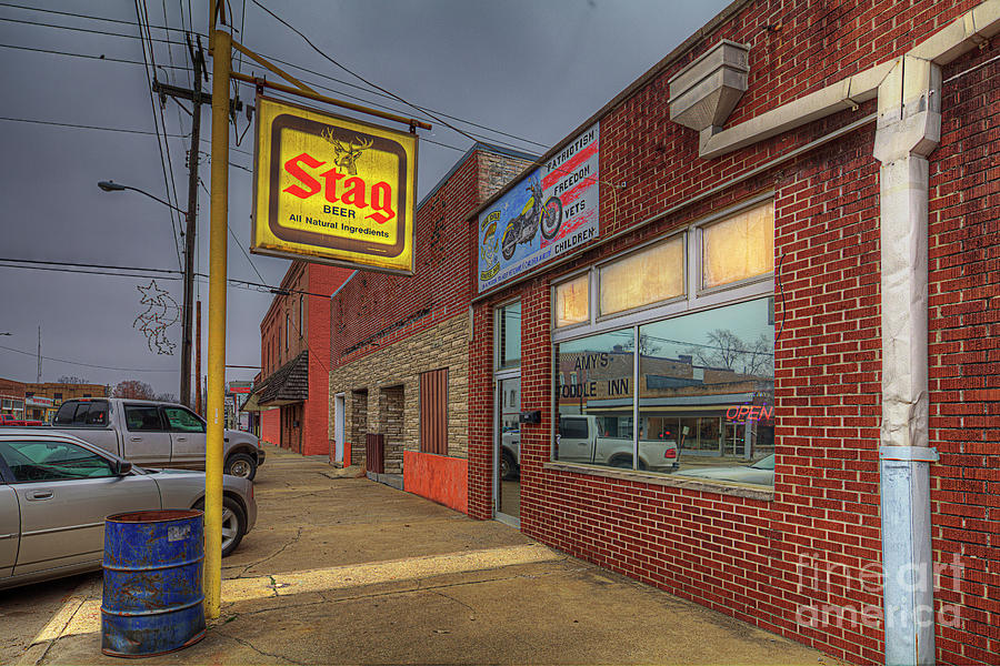 Amy's Toddle Inn by Larry Braun