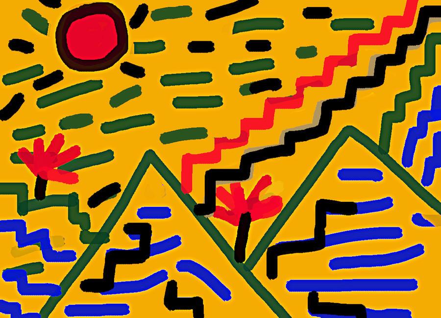 An Nil  by Paul Sutcliffe