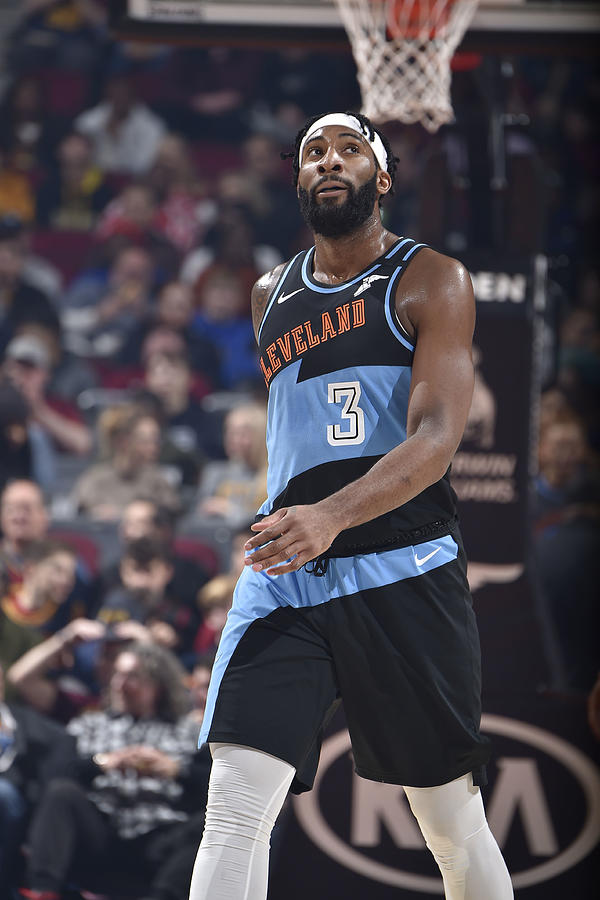 Andre Drummond Photograph by David Liam Kyle