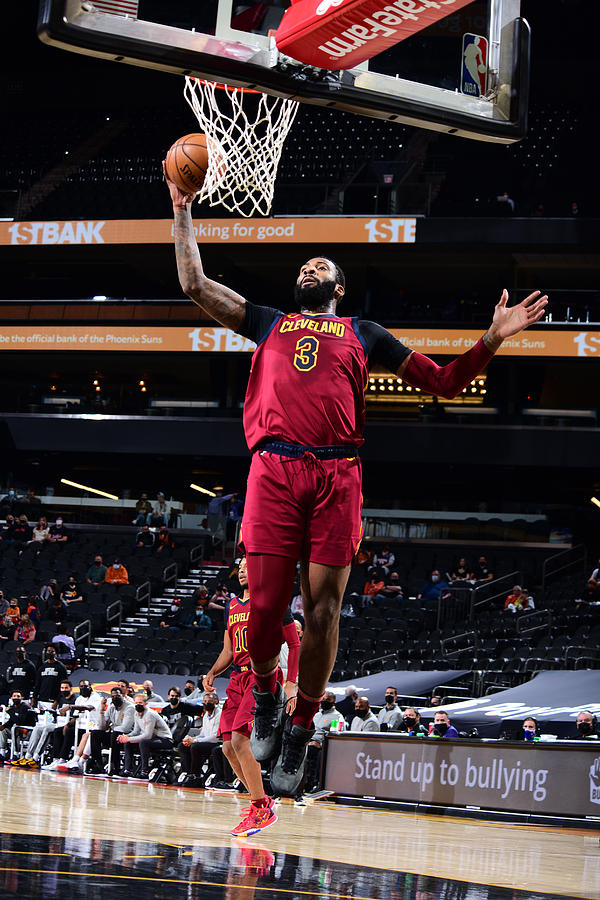 Andre Drummond Photograph by Michael Gonzales