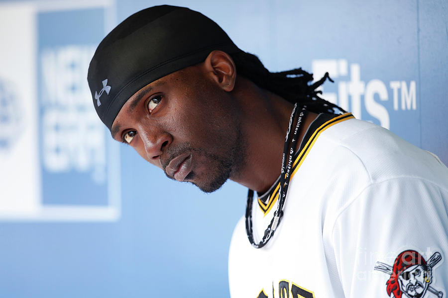 Andrew Mccutchen Photograph by Joe Robbins