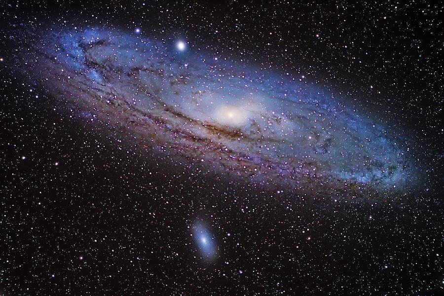 Andromeda Galaxy by Ralf Rohner