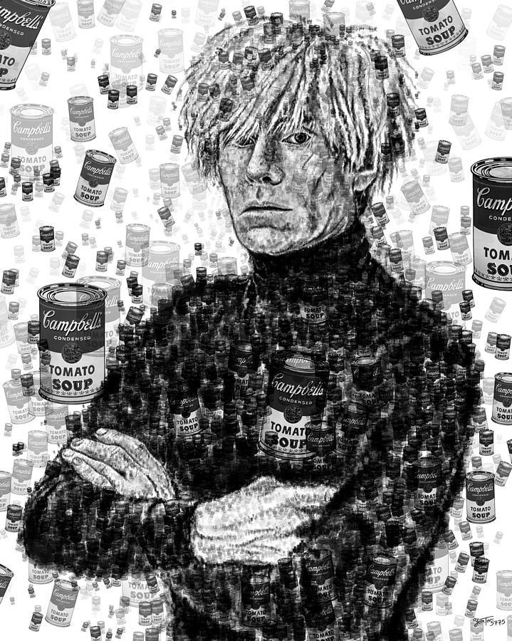Andy Warhol by Yom Tov