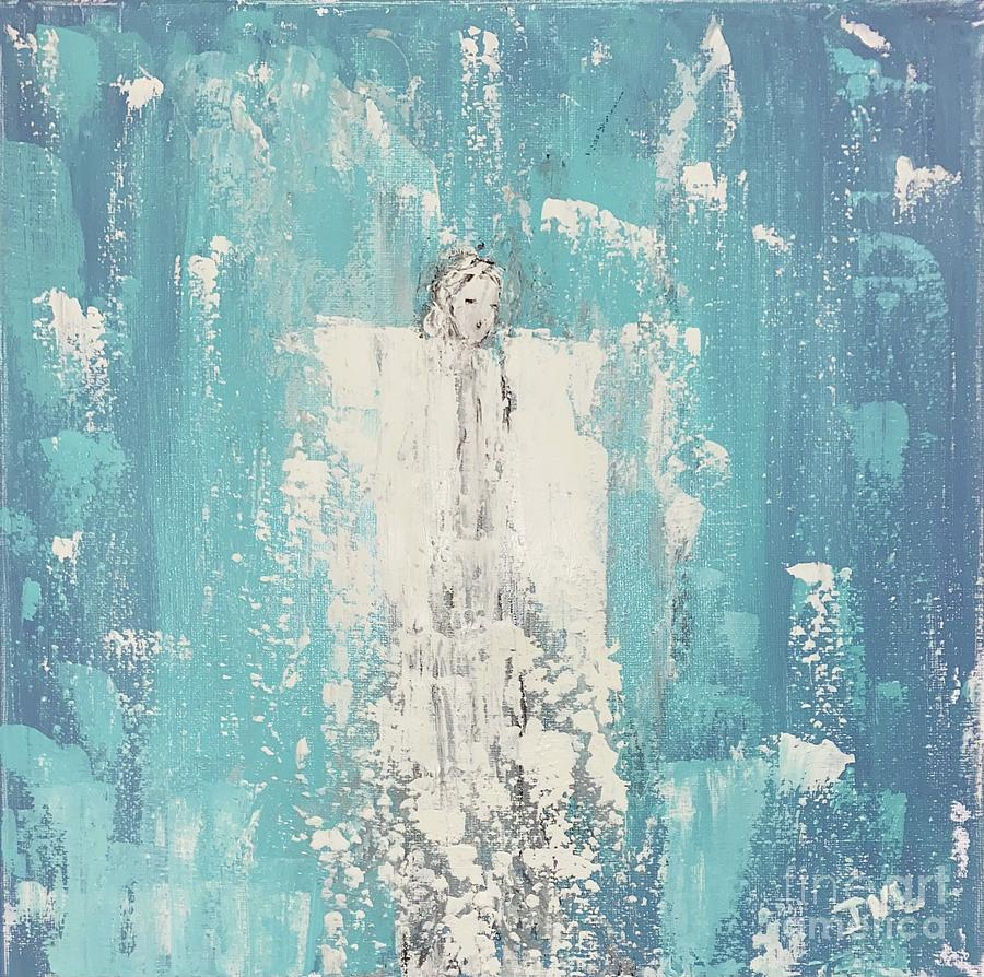 Angel Devine Painting