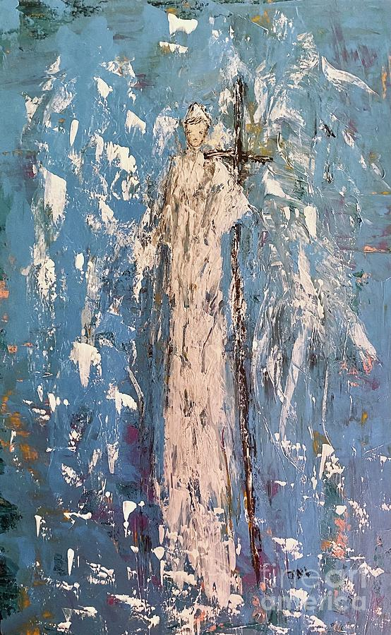 Angel Of Hope Painting