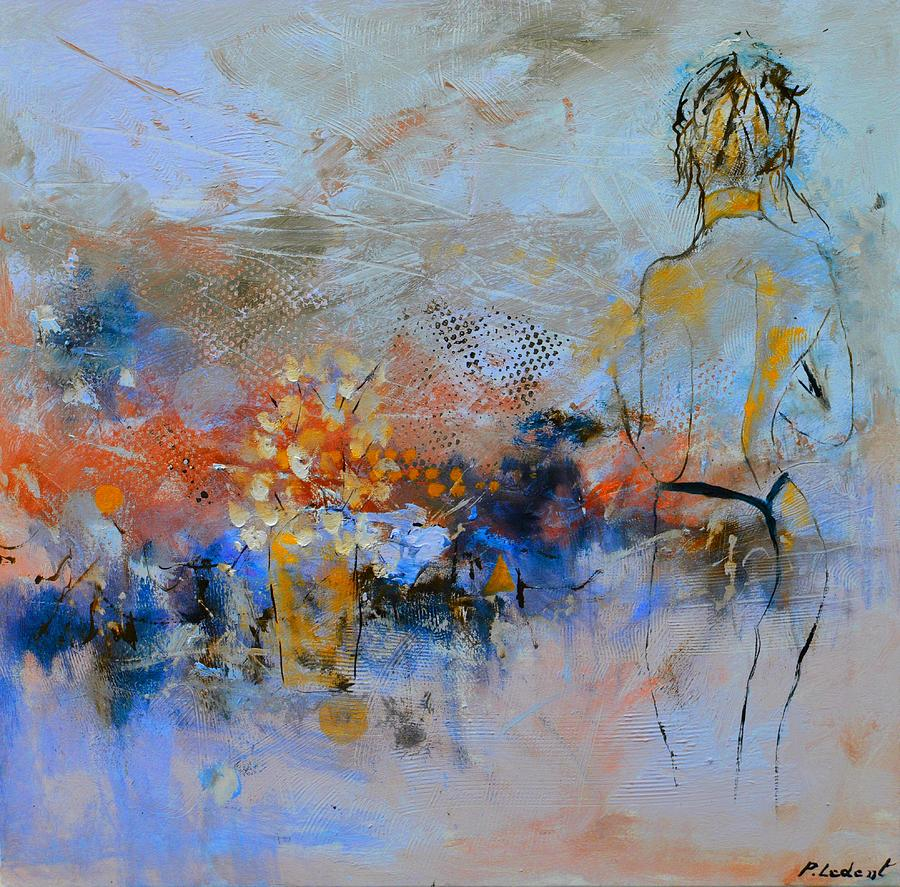 Nude Painting - Annabella by Pol Ledent