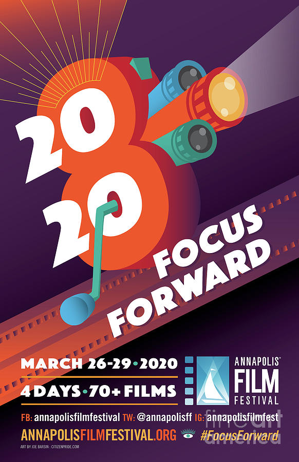 Annapolis Digital Art - Annapolis Film Festival 2020 by Joe Barsin