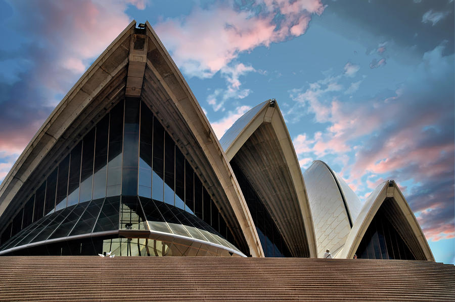 Another Opera House View by PAUL COCO