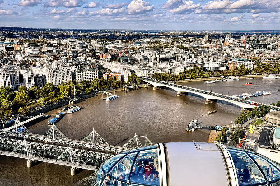 Another View Of London by PAUL COCO