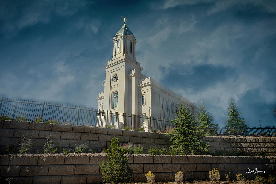 Cedar City Utah Photograph - Answering Prayers by David Simpson