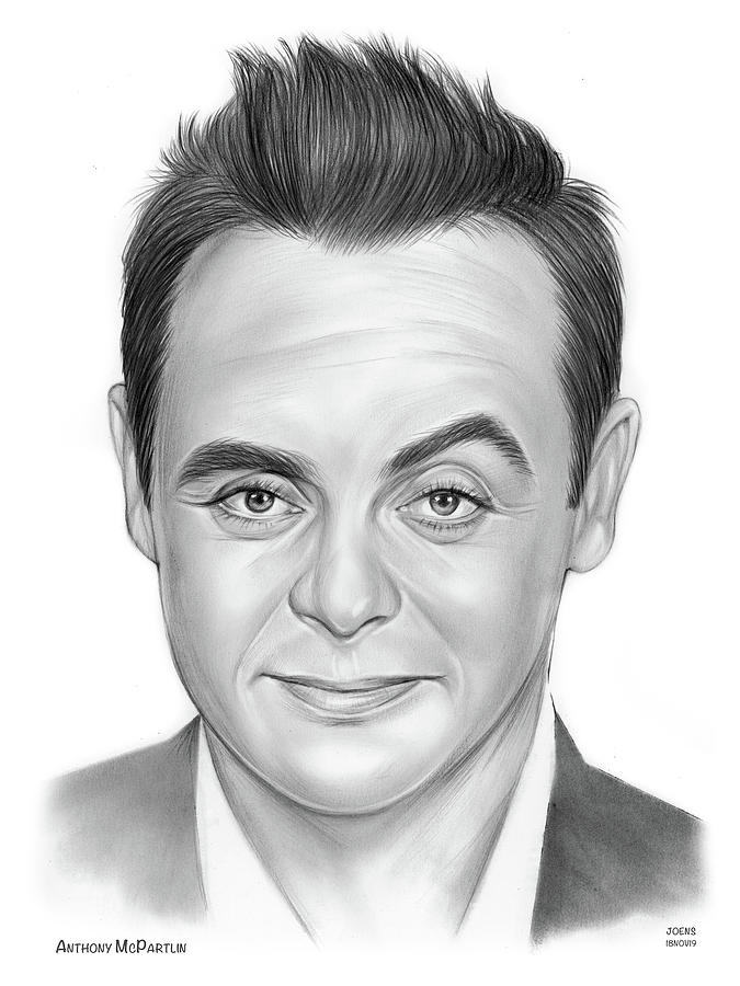 Ant Mcpartlin Photograph