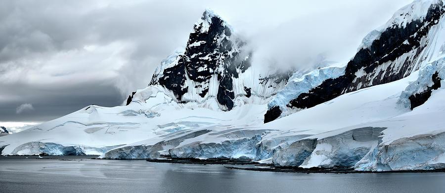 Antarctica by David Andersen
